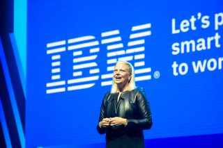 Keynote by Ginni Rometty, Chariman, President & CEO (IBM) on Digital Transformation