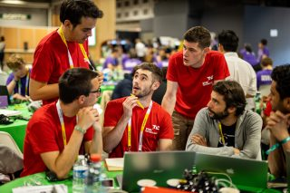 TechCrunch Hackathon: a 36-hour challenge