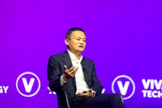 Fireside interview with Jack Ma, Executive Chairman (Alibaba)