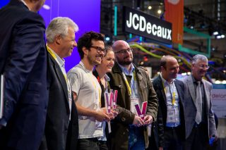 Startups pitching at VivaTech win awards, recognition and partnership opportunities with sector leaders