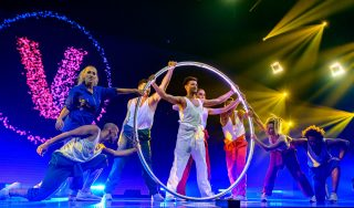 VivaTech Show, a show combining performing arts with technological innovations