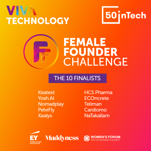 Female Founder Challenge 2020 - Finalists