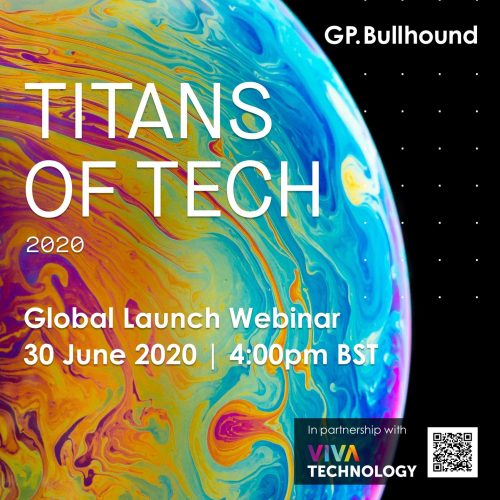 GP Bullhound Vivatech Titans of Tech 2020