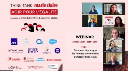 Webinar - Think Tank Marie Claire